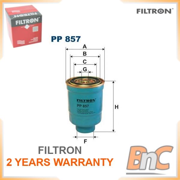 Fits Nissan Elgrand Genuine Comline Fuel Filter